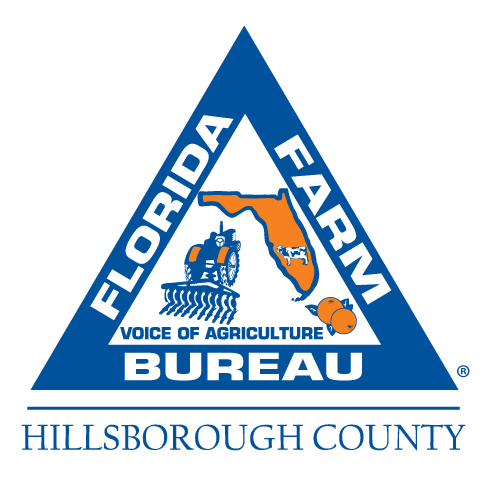 Hillsborough County Farm Bureau Logo